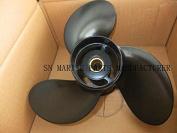 Aluminium Alloy Propeller 9 1/4X9 for Suzuki 9.9HP 15HP Outboard Motors 9 1/4 X 9