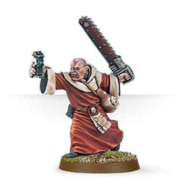 Warhammer 40k Preacher with Chainsword