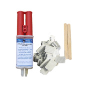 1 - Weld Mount Retail Wire Tie Kit w/AT-1030 Adhesive