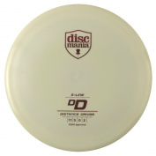 Discmania S-Line DD Hysteria Distance Driver Golf Disc [Colours may vary]