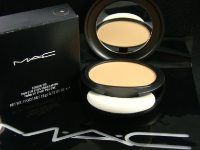 MAC Studio Fix Powder Plus Foundation C40 100% Authentic