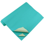 Lineco Book Cloth - Turquoise 43cm x 100cm Sheet