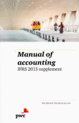 Manual of Accounting Ifrs 2015 Supplement