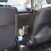 Jackey Awesome®Car Armrests Seats Purse Storage Organiser, Children Kids Disturb Stopper,Universal Car Truck Storage Luggage Hooks Hanging Organiser Holder Seat Bag Mesh Net,Storage Add On