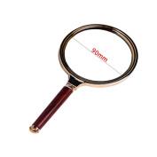 "BXT BigEye 10X Magnifier Magnifying Glass Diameter 90mm/ 3.5"""