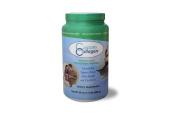 Custom Collagen's Hydrolyzed Gelatin | Fish Collagen Peptides 0.7kg (710ml) Jar Kosher and Halal Unflavored Powder