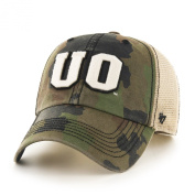 NCAA '47 Burnett Clean Up Mesh Camo Adjustable Hat