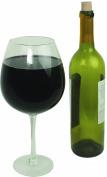 Oversized Extra Large Giant Wine Glass -990ml - Holds a full bottle of wine!
