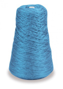 Trait-tex 4-Ply Double Weight Rug Yarn Refill Cone, 315 Yards, Blue