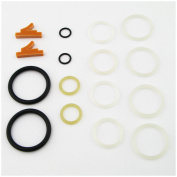 Reliable Performance Modifications Deluxe Tippmann Pro Carbine Oring Kit - Also Fits Pro Lite, Pro Am, and 68 Carbine - Most Commonly Needed OEM Spec O-Rings X 2 and FA-18 Ball Latch Detents x 2