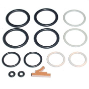 RPM Deluxe Tippmann 98 Oring Kit - Also fits the Gryphon, Triumph and US Army Alpha Black, Carver One, and Project Salvo - Most Commonly Needed OEM Spec O-Rings X 2 and an FA-18 Ball Latch Detent