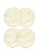 Beaming Baby Organic Bamboo Nursing Pads - Pack of 4