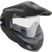 Valken MI-5 Paintball Goggles, Black