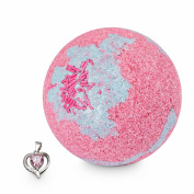 Happy Birthday | Bath Bomb (Pendant) | JewelBath Edition | with 925 Sterling Silver surprise up to £250