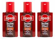 Multibuy 3x Alpecin Double Effect Caffeine Shampoo - 200ml