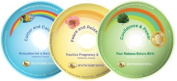 3 CD Antenatal Hypnobirthing Relaxation Collection