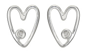 Molly Brown my First Diamond Earrings