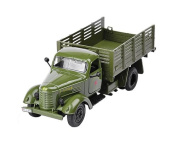DSstyles 1:36 Alloy Diecast Army Military Vehicles Truck Model Toy for Boys