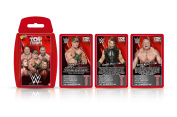 Winning Moves WWE Top Trumps Card Game