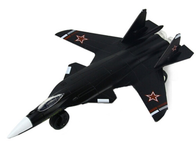 Toys Aeroplane Alloyed Aeroplane Model Toy Boys Gifts, Black