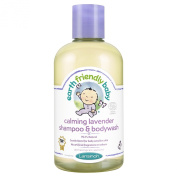 Earth Friendly Baby Organic Calming Lavender Shampoo & Bodywash 250 ML