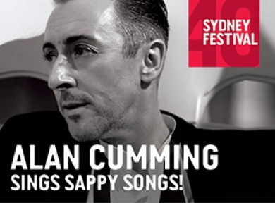 Alan Cumming Sings Sappy Songs: Live at the Cafe Carlyle [Digipak] *