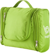 Bago Travel Toiletry Bags for man woman & kids - 100% SATISFACTION GUARANTEED. Hanging Toiletries Bag or for Home. Multi Pockets & High Quality Zippers. Perfect as Women's , Mans Organiser Kit