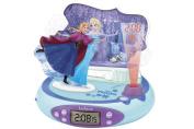 "Lexibook ""Disney Frozen"" Projector Alarm Clock"