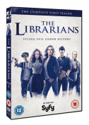 The Librarians [Region 2]