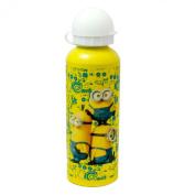 Minions Aluminium School Canteen/ Bottle Children Favourite Film Characters