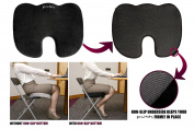 Non-Slip Memory Foam Seat Cushion