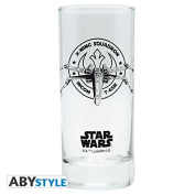 Star Wars - X-Wing Fighter Glass