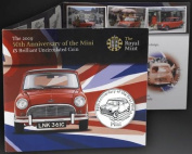 The Mini Car Coin Present Display Gift Set Pack