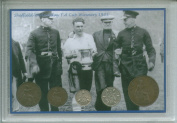 Sheffield Wednesday (The Owls) Vintage FA Cup Final Winners Retro Coin Present Display Gift Set 1935