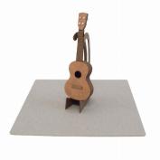 Petit ukulele and 1/12 Minichua (Paper Craft)
