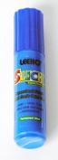 Leeho UG9/Blue | Blue Permanent Slick Fabric/Textile Paint Pen | 20ml