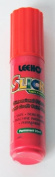 Leeho UG9/Red | Red Permanent Slick Fabric/Textile Paint Pen | 20ml