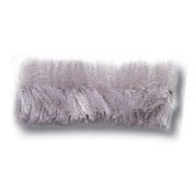Trimits ST20 | Grey Chenille Jumbo Pipe Cleaners | 12mm x 30cm | 50 pack