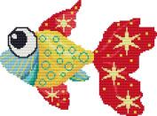 Funky Fish Cross Stitch Pattern