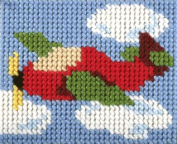 Orchidea ORC.24710cm The Clouds Beginner Tapestry MiniKit 17x 20½cm
