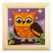 Embroidery Kit: Mini: Owl