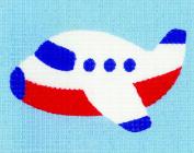 Long Stitch Kit: Little Plane