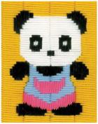 Long Stitch Kit: Panda