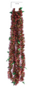 Forum Novelties Tree Bulbs 2.7m Tinsel Garland