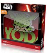 Star Wars Deco Mini 3D Cordless LED Wall Night Light YODA