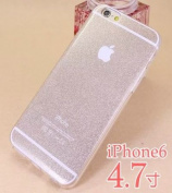 iPhone 5/5S Case, ARSUE (TM) Beauty Luxury Hybrid Soft TPU Gel Shiny Bling Glitter Sparkle Cover Case for Apple iPhone 5/5S