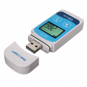 Mohoo RC-5 Mini USB LCD Display Screen Temperature Data Logger Recorder Datalogger