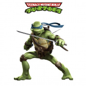 GIANT TEENAGE MUTANT NINJA TURTLES LEONARO Wall Decals Removable Sticker TMNT