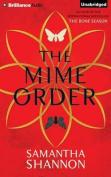 The Mime Order (Bone Season) [Audio]