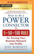 How to Be a Power Connector [Audio]